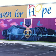 SAPD Officers Now Patrolling Prospects Courtyard at Haven for Hope