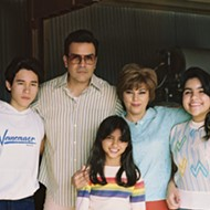 Actor Ricardo Chavira draws on his own family to portray patriarch in <i>Selena: The Series</i>