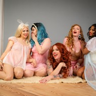 San Antonio's Stars and Garters Burlesque will hold free streaming holiday performance