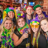 8 Mardi Gras Shindigs to Hit up This Tuesday