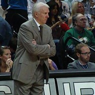 Coach Pop Just Shakes His Head after Hearing New Hampshire Primary Results