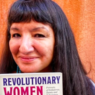 San Antonio book club virtually discussing <i>Revolutionary Women of Texas and Mexico</i> with Sandra Cisneros