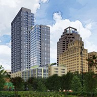 Weston Urban's 32-story apartment tower to go before San Antonio's HDRC next week