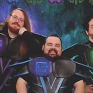 Mosh pit in the arcade: San Antonio nerdcore stalwarts Bitforce return with solid new album