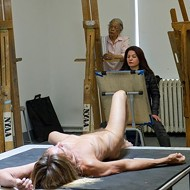 Iggy Pop Whipped It Out in the Name of Art