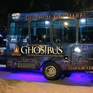 Scare Yourself Silly On San Antonio's First Ghost Bus Tour