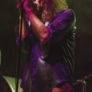 Robert Plant, Folk Phoenix, Plays San Antonio