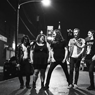 The Rock 'n' Roll Moxy of Philly's Sheer Mag