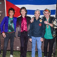 A Taste of the Rolling Stones in Havana