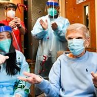 CVS will begin offering vaccinations in 2,000 Texas nursing homes at end of December