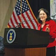 Legendary Activist Dolores Huerta Reflects on the Current State of America