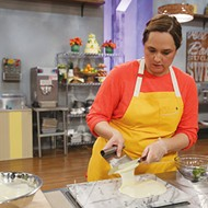 Local Chef Susana Mijares Demos Baking Talent on Food Network Show