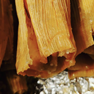 First responders on San Antonio's East Side receive deliveries of locally made tamales as gift