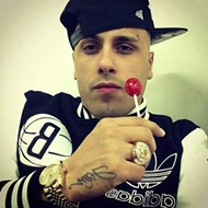 Nicky Jam to 'Jam' at the Freeman Coliseum Friday, July 8