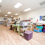 San Antonio nonprofit Spare Parts' creative reuse center offers discounted art supplies to locals
