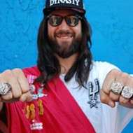 CurrentCast: Spurs Jesus on Being a Part-Time Public Figure and Whether the Spurs Can Win It All