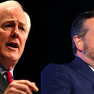 Texas' Ted Cruz, John Cornyn split in Senate vote to overturn Trump's veto of the $740+ billion annual defense bill