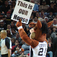 Beloved Spur Retires: The Coyote, Rob Wicall, Hangs it Up