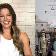Interview: Kate Beckinsale talks <i>Love & Friendship</i>, Jane Austen