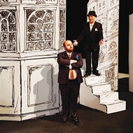 <i>One Man, Two Guvnors</i> and Cross-dressing in Frothy Farce