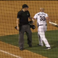 Watch: Missions Manager Gets Ejected, Takes Second Base With Him