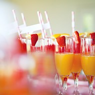 "11 Restaurants that Serve Up ""Bottomless"" Mimosas"