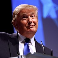 Trump's Swing Through Texas Could Get Super Awkward