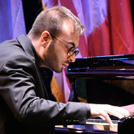 Musical Bridges Around the World showcases pianist Leonardo Colafelice in free streaming concert