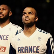 Director Florent Bodin captures amazing career of retired Spurs star in <i>Tony Parker: The Final Shot</i>