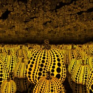 Japanese artist Yayoi Kusama's work returns to San Antonio's McNay in forthcoming exhibition