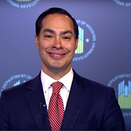 Feds Say Julián Castro Broke the Law By Stumping for Clinton During Katie Couric Interview