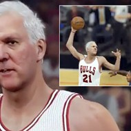 Game Modifier Makes Coach Popovich Dunk in NBA 2K16