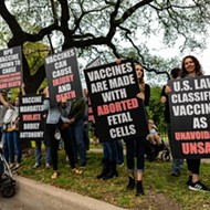 Texas-based anti-vaccine group received federal bailout funds in May as pandemic raged