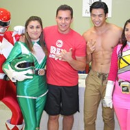 Power Ranger Says Texas Comicon Promoter Cheated Him Out of $1,300