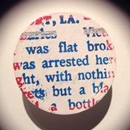 Local Artist Ed Saavedra's Second Saturday Exhibit Takes Aim at Police Misconduct