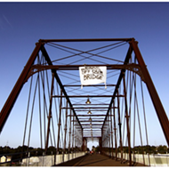 You Probably Can't Drink on the Hays Street Bridge Anymore