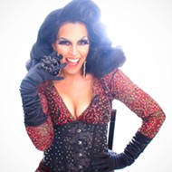 Female Drag Queen Jackie Huba Shares Her 'Keys to Fierce' at Wednesday Book Signing