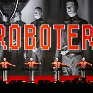 Here Come the Robots: Kraftwerk Set to Pulsate the Tobin