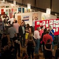 South Texas Galleries Unite for the McNay's 'Art to the Power of 10'