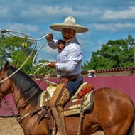 Celebrate Diez y Seis de Septiembre on Sunday with the SA Charros