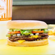 Eat Whataburger for a Good Cause With SA Goes Orange Tonight