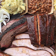 Pinkerton's Barbecue to open this week at downtown San Antonio's Weston Urban park