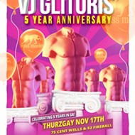 ThurzGayz: VJ Glitoris Celebrates 5 Years of Ass Shaking at Brass Monkey