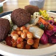 San Antonio 100: Healthy, Kosher, Delicious Falafel at Moshe's Golden Falafel