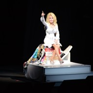 Story Time With Dolly Parton at the Tobin Center