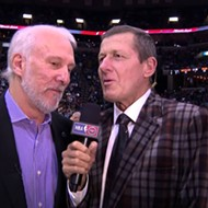 After the Passing of Craig Sager, an Emotional Coach Pop Remembers his Courage