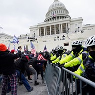 Feds bust Canyon Lake man accused of downing booze in Pelosi's office during Capitol riot