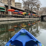 Program that allows kayaking on San Antonio River Walk now available year-round