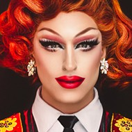 <i>Drag Race</i> Star Milk Lands in SA for Two Shows and an Underwear Signing