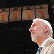 "Coach Pop Calls Racism ""Our National Sin,"" Says White People Have ""Monstrous Advantage"""